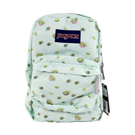 Jansport Wallet (JANSPORT SUPERBREAK AVOCADO PARTY BACKPACK )