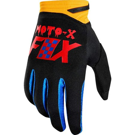 Fox Racing 2019 Dirtpaw Gloves - Czar (XX-LARGE) (BLACK/YELLOW)