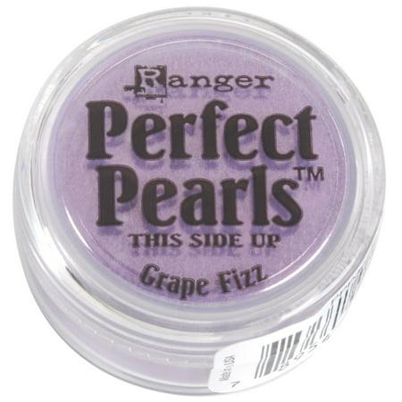 - Perfect Pearls Pigment Powder .25oz-Grape Fizz
