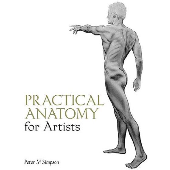 Practical Anatomy For Artists Walmart