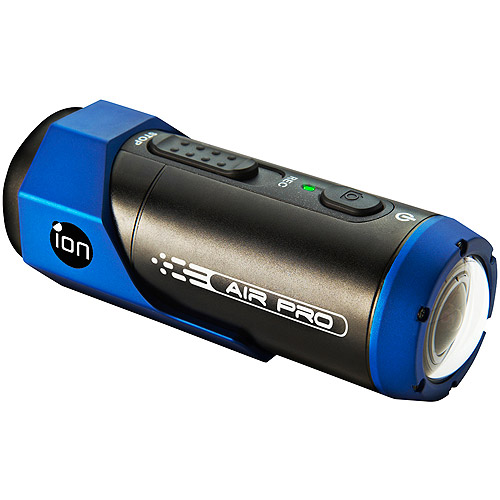 ION Air Pro HD Video Camera, 5MP Photo Resolution, 1080p Video Resolution, Dual File Recording