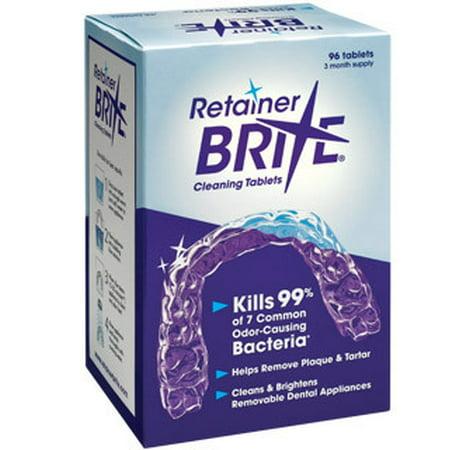 Retainer Brite 96 Tablets (3 Months Supply) ()