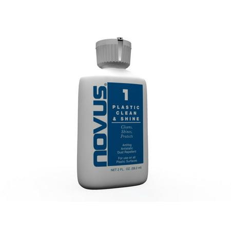 Novus PC-12 Plastic Clean & Shine - 2 oz.
