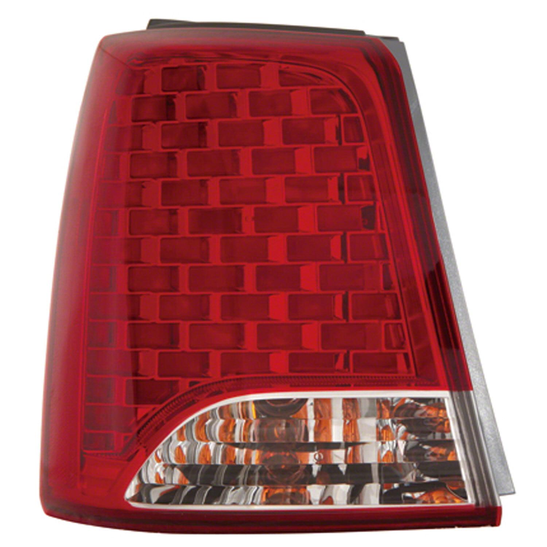 2011-2013 Kia Sorento  Aftermarket Driver Side Rear Tail Lamp Assembly 924011U000-V