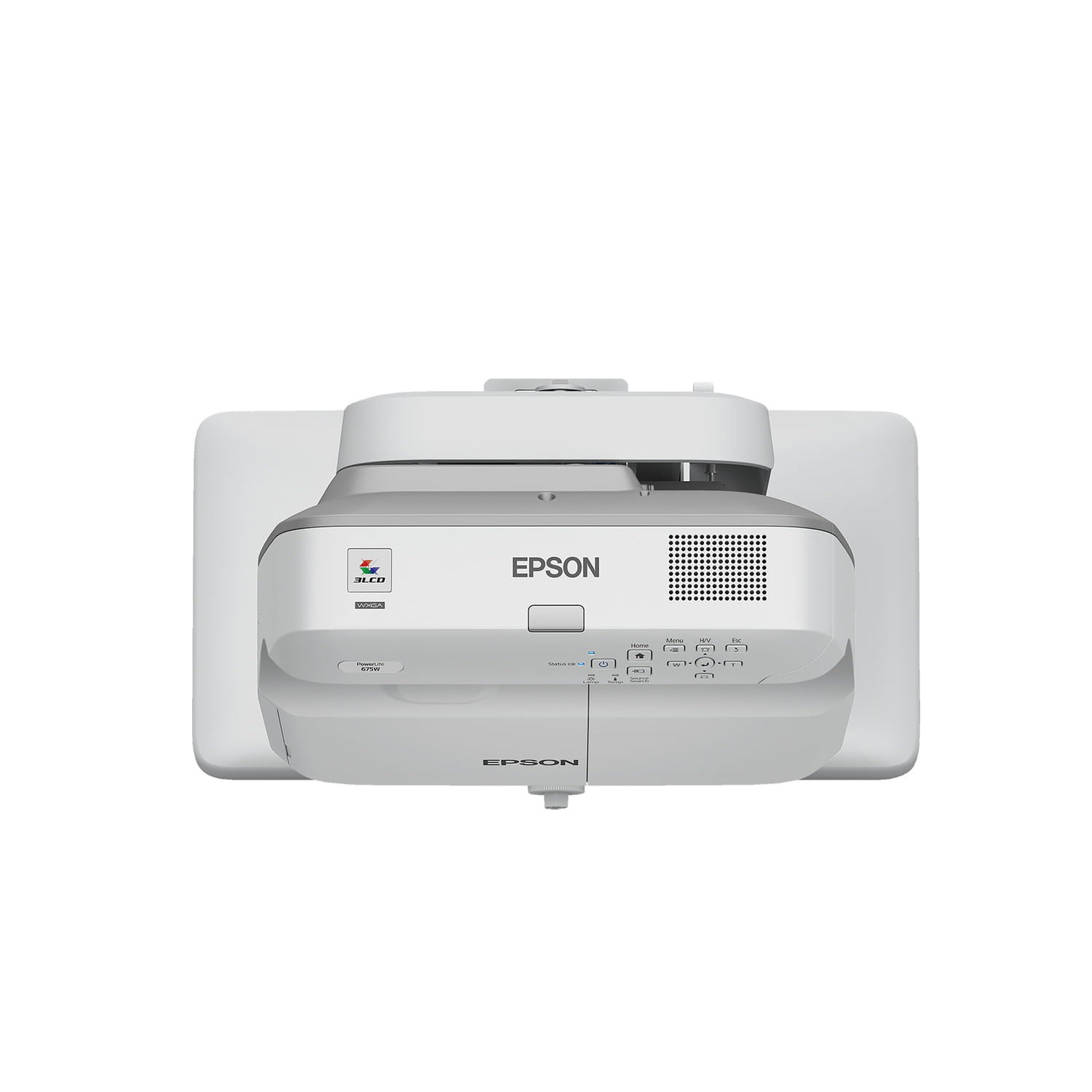 Epson PowerLite 675W 3200 Lumen Ultra-Short Throw 3LCD Projector by Epson