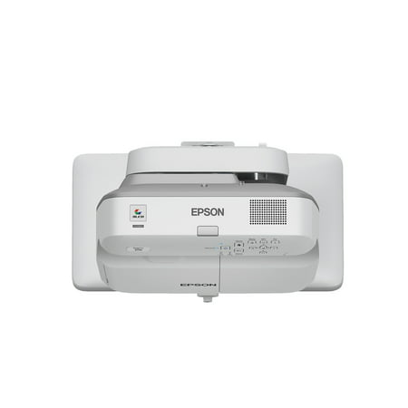 Epson PowerLite 675W 3200 Lumen Ultra-Short Throw 3LCD