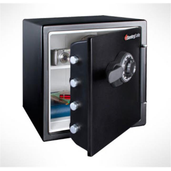 SentrySafe SFW123CS Combination Safe - Fire  Water ; Impa...