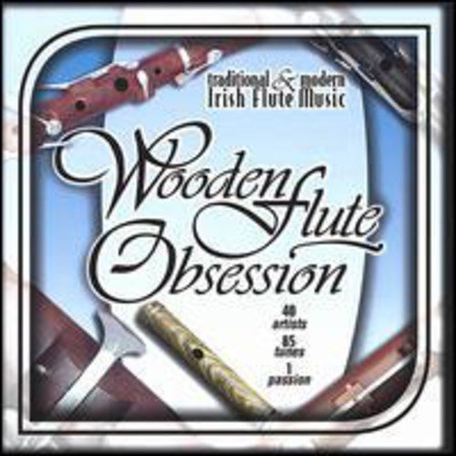 Wooden Flute Obsession 1 / Various
