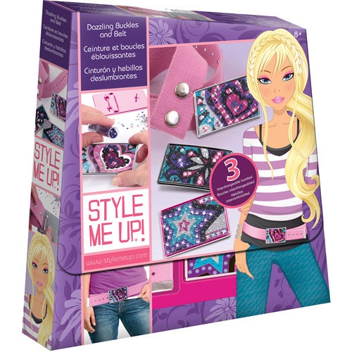 Style Me Up Dazzling Belt and Buckle