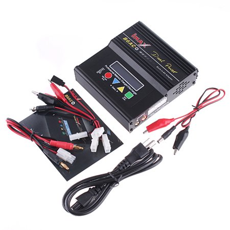 Imax B6AC+ 50W AC/DC Dual Power Balance Charger for RC Lipo/NiCd/NiMH
