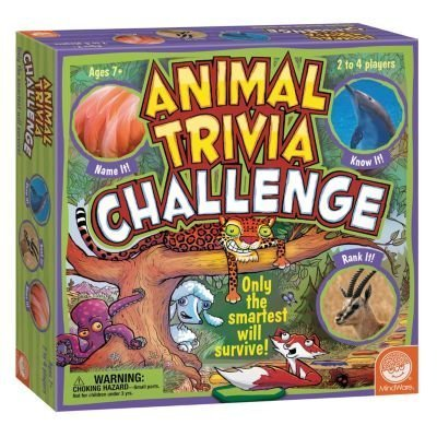Animal Trivia Challenge Game by Pro-Motion Distributing Direct by Pro-Motion Distributing - Direct