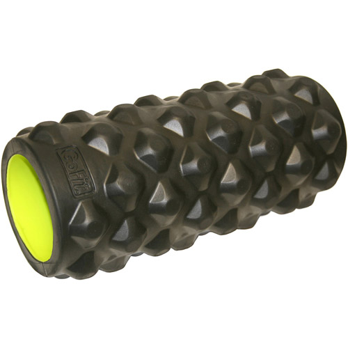 "GoFit 13"" Extreme Massage Roller with Training Manual"