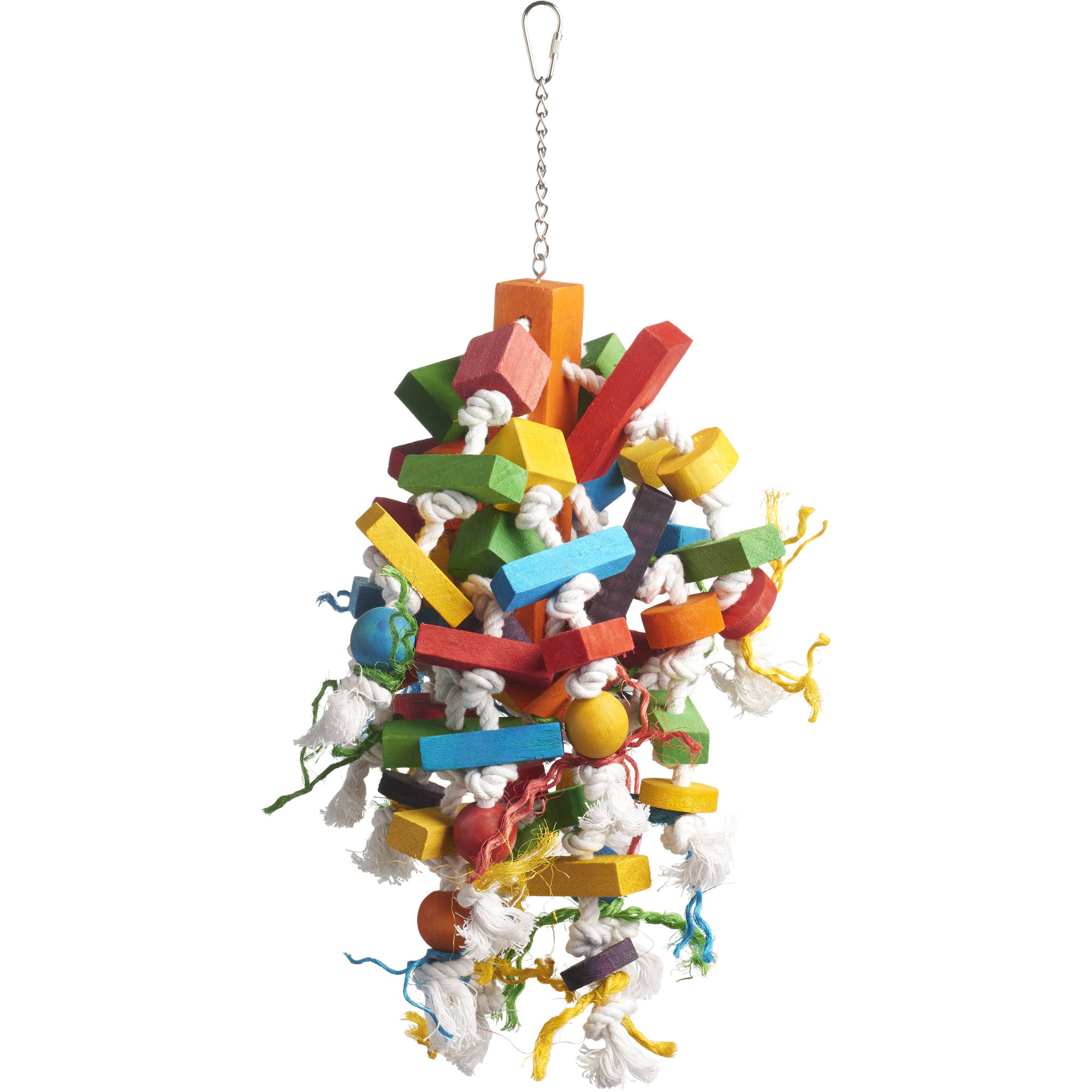 Prevue Pet Products Bodacious Bites Wizard Bird Toy, 60962