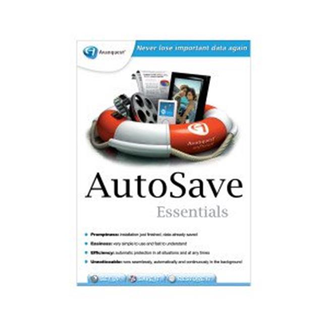 Autosave Essentials (Email Delivery)