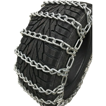Snow Chains 33X10.50-15, 33X10.50 15 2-LINK Extra Heavy Duty  Tire Chains - image 3 of 3