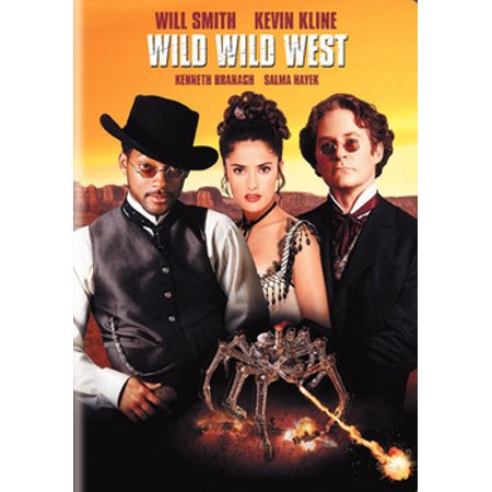 Wild Wild West (DVD)](Wild West Saloon Girl)
