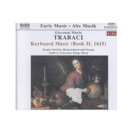 Keyboard Music (Book Ii 1615)