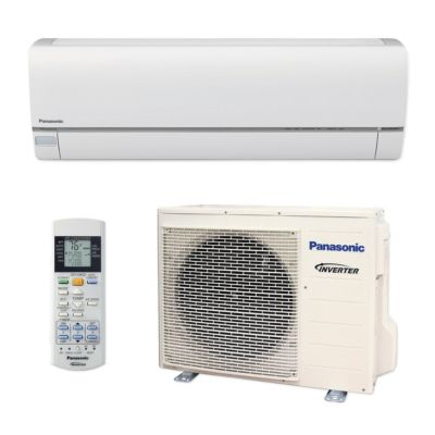 Panasonic� XE15SKUA - 15,000 BTU 22.1 SEER EXTERioS XE Wall Mount Ductless Mini Split Air Conditioner Heat Pump 208-230V