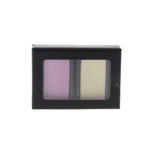 ShadowClutch Wardrobe Duo - Plush Pastels by Butter London for Women - 0.08 oz Eyeshadow - image 2 de 3