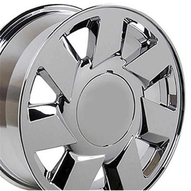17 x 7.5 in. Wheel, Chrome for Cadillac DTS