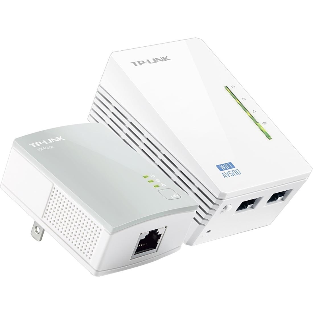 TP-LINK TL-WPA4220KIT ADVANCED 300Mbps Universal Wi-Fi Range (Refurbished)