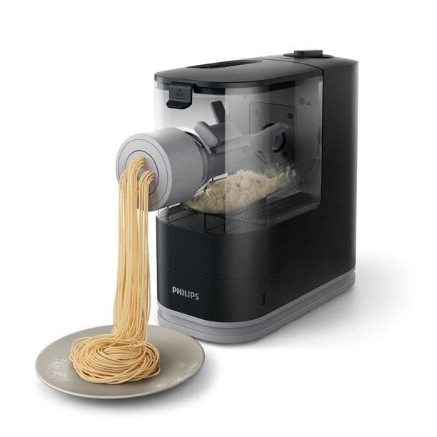 Philips Hr2371 05 Compact Automatic Pasta And Noodle Maker Black Open Box Walmart Com Walmart Com