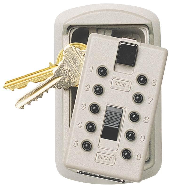 Kidde AccessPoint Assorted Size Portable KeySafe