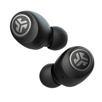 JLab Audio Go Air True Wireless Earbuds +Charging Case | Dual Connect | IP44 Sweat Resistance | Bluetooth 5.0 Connection | 3 EQ Sound Settings: JLab Signature, Balanced, Bass Boost