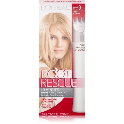 L'Oreal Paris Root Rescue Light Blonde []