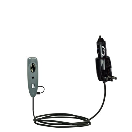 Intelligent Dual Purpose DC Vehicle and AC Home Wall Charger suitable for the Socket CHS Scanners 7Ci 7Di 7Mi 7Pi 7Xi 7XiRx 8CiTipExchange Technology