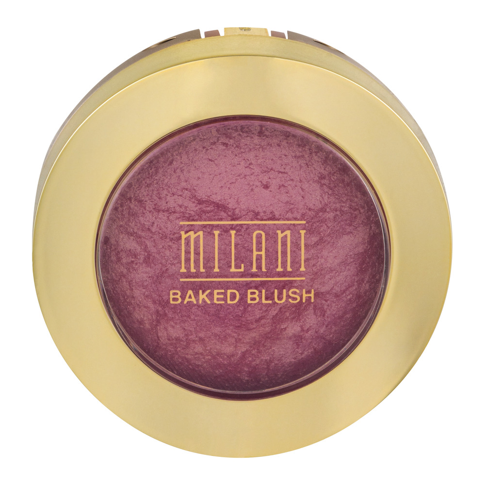 Milani Baked Powder Blush 01 Dolce Pink, 0.12 OZ