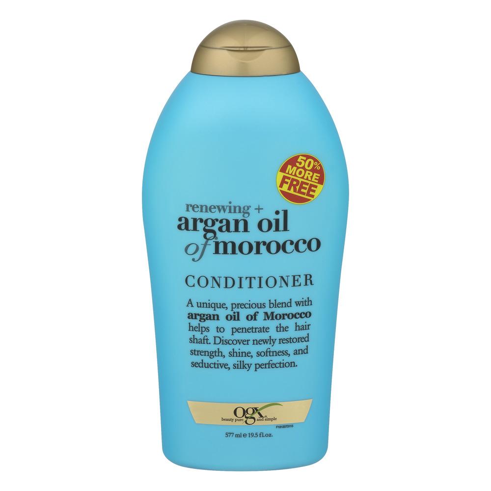 OGX Renewing Conditioner Argan Oil of Morocco, 19.5 FL OZ