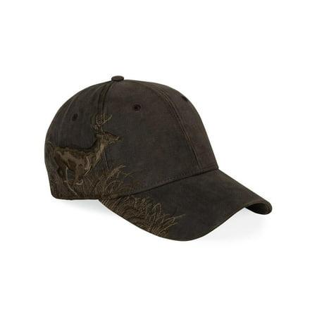 DRI DUCK Headwear Wildlife Buck Cap (Buck Wildlife Cap)