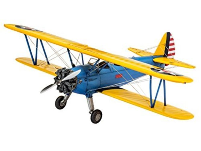 Revell 03957 Stearman P-17 Kaydet 1:48 Scale plastic model k by Revell