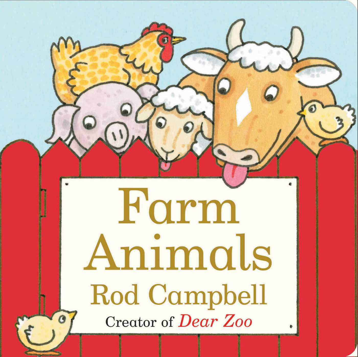Farm Animals By Rod Campbell - image 3 of 3
