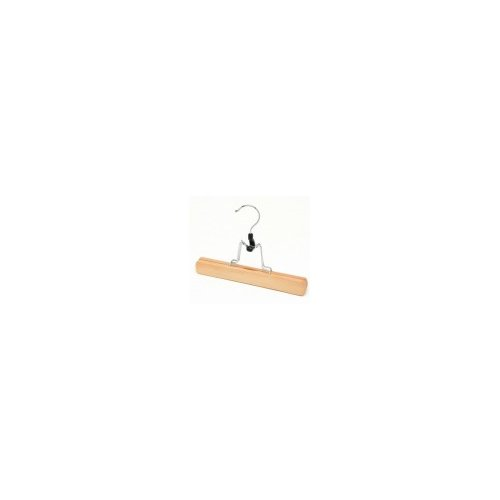 Only Hangers Inc. Wooden Clamp Style Pant/Skirt Hanger (S...