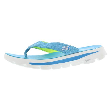 Skechers GOwalk Recover Women's Flip Flops   Footwear