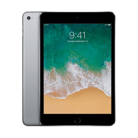 Apple iPad mini 4 Wi-Fi 128GB Space Gray - Bookholders Com