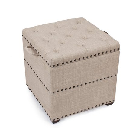 Sensational Adeco Trading Square Cube Ottoman Bralicious Painted Fabric Chair Ideas Braliciousco