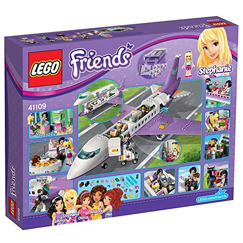 Friends Heartlake Airport Set Lego 41109 Walmartcom