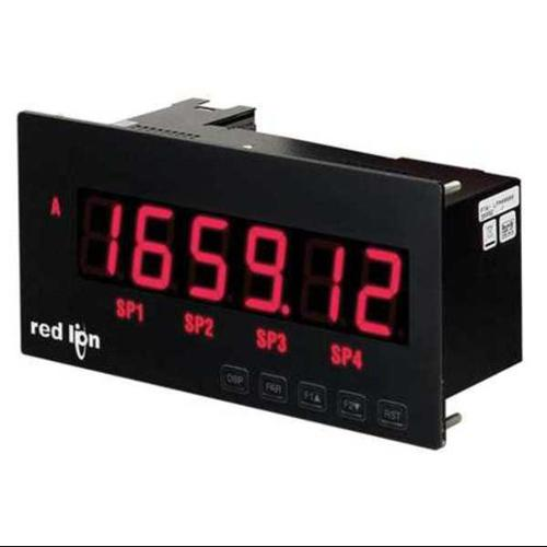 RED LION LPAX0600 6-Digit Large Display for Digital MPAX