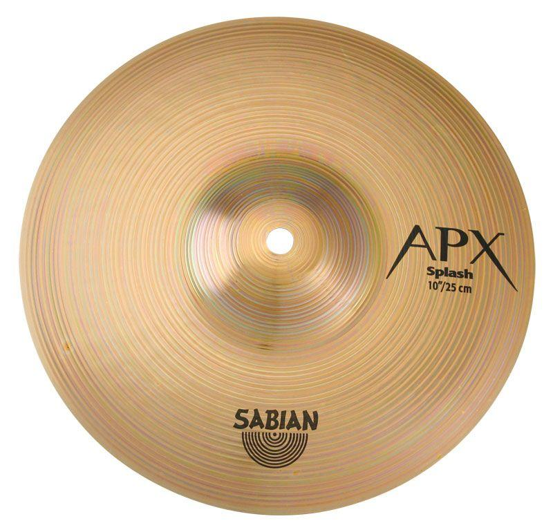 Click here to buy Sabian APX AP1005 Splash Cymbal by SABIAN Ltd.