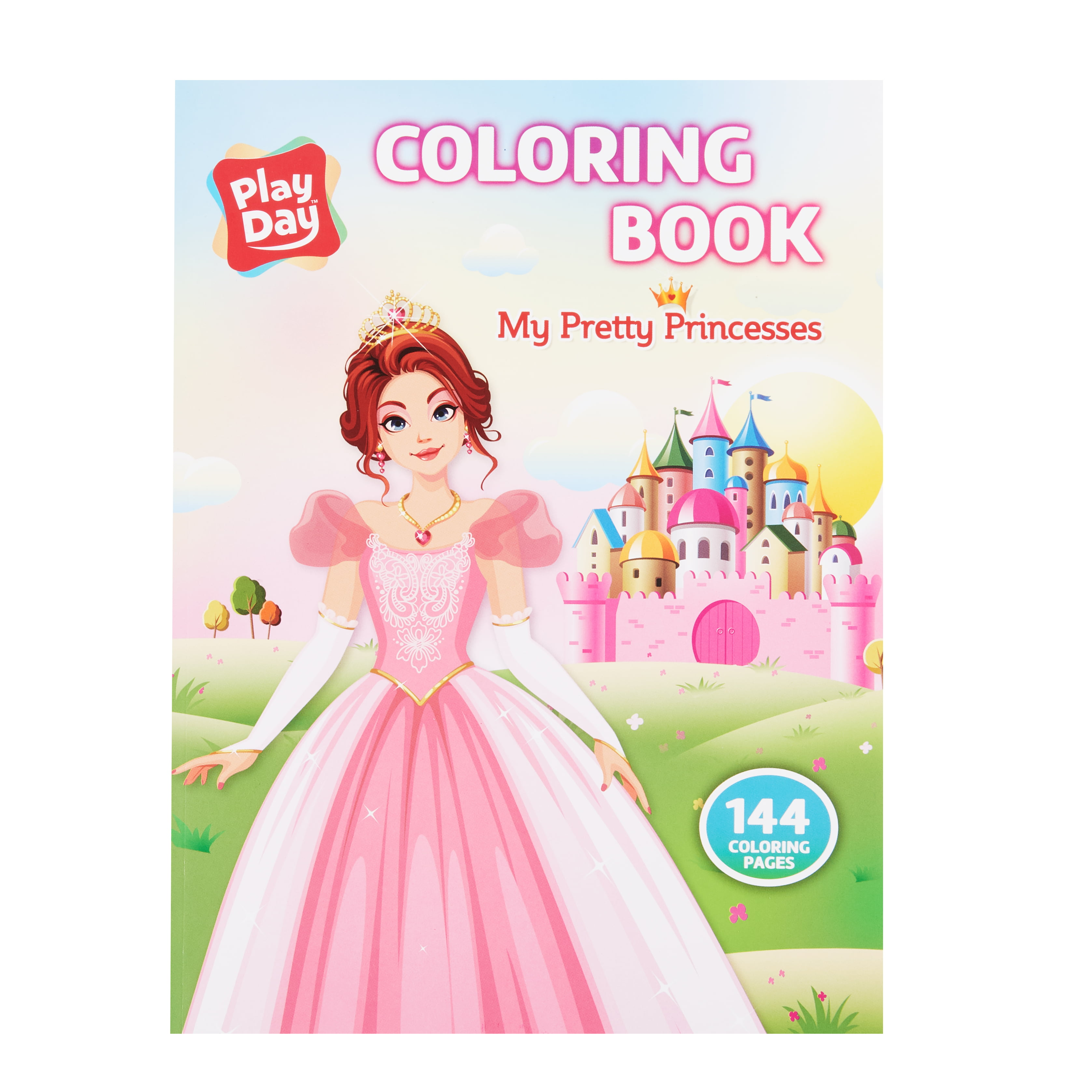 Princess coloring page for girls - Topcoloringpages.net | 3355x3355