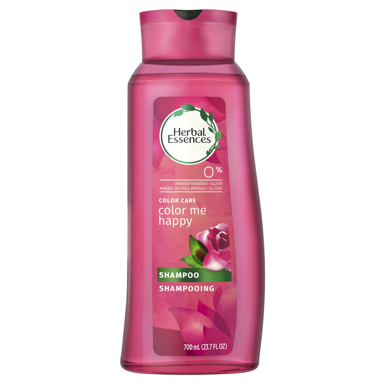 Herbal Essences Color Me Happy Shampoo for Color-Treated Hair, 23.7 fl oz