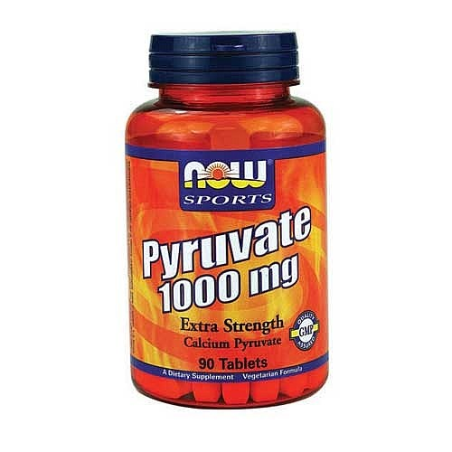 Now? Pyruvate 1000 mg 90 Tablets