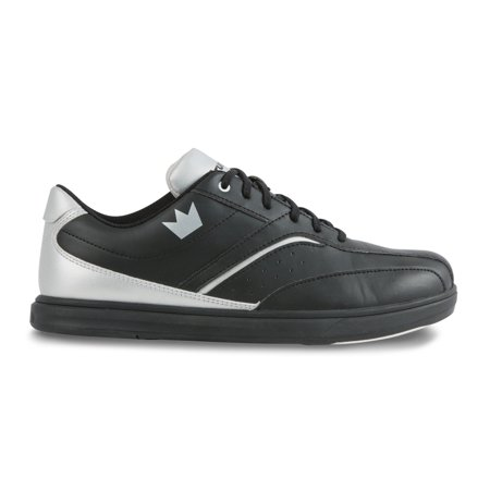 Mens Vapor Glove Shoes - Men's Vapor Blk/Svr Bowling Shoes M7.5 / EU40