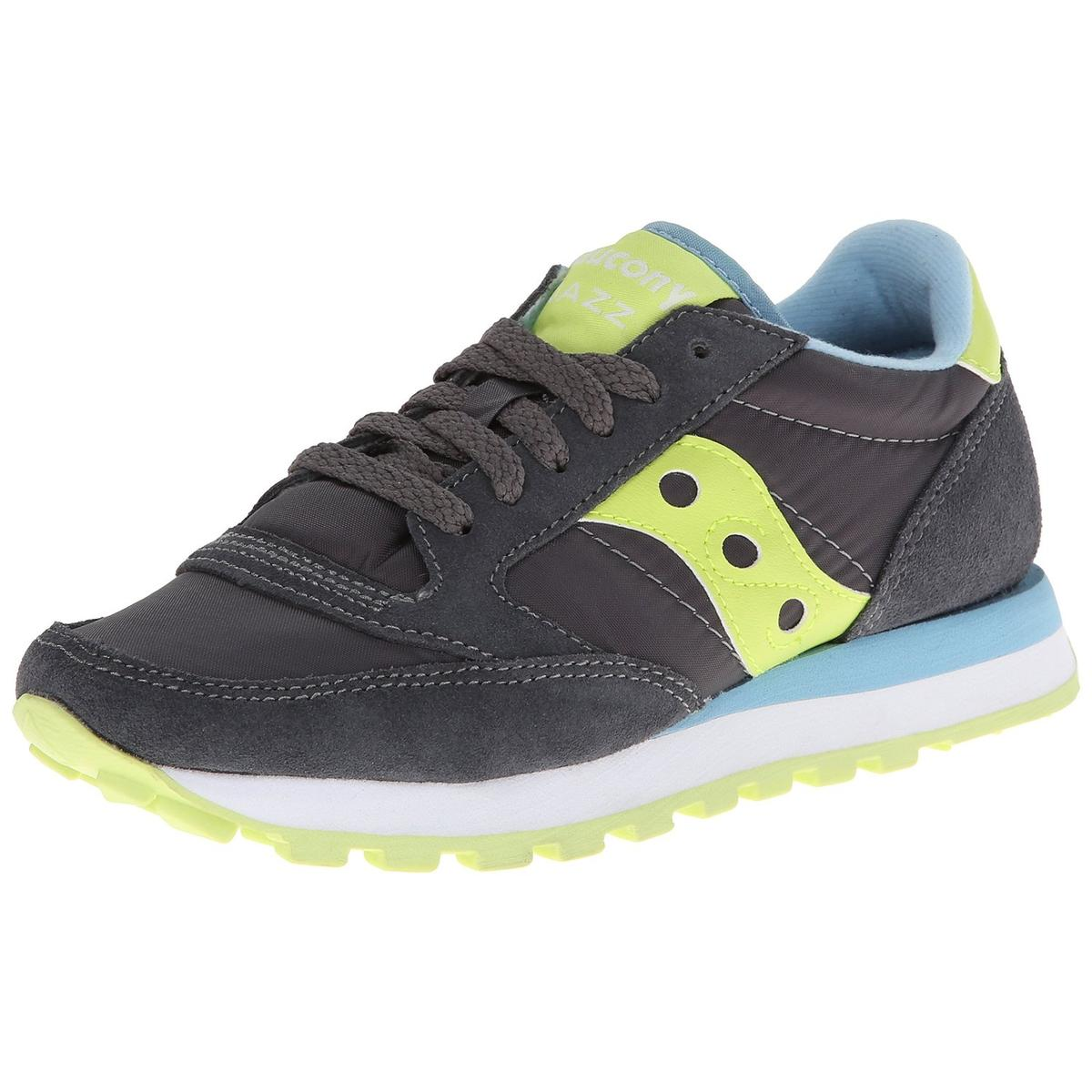 Saucony Jazz Original Womens Charcoal Light Sneakers by Saucony