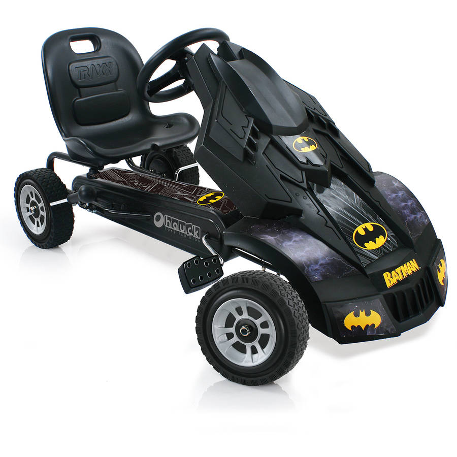 Hauck Batman Batmobile Ride-On Pedal Go-Kart by Hauck