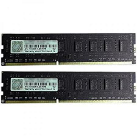 G.Skill 8GB DDR3 PC3-10600 1333MHz CL9 NT Series Desktop dual channel memory kit (2x4GB) 10600 Dual Channel Kit Desktop
