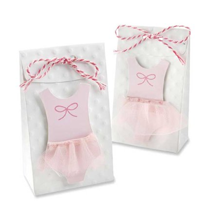 24 Tutu Cute Favor Bags Pink Ballerina Baby Shower Favors